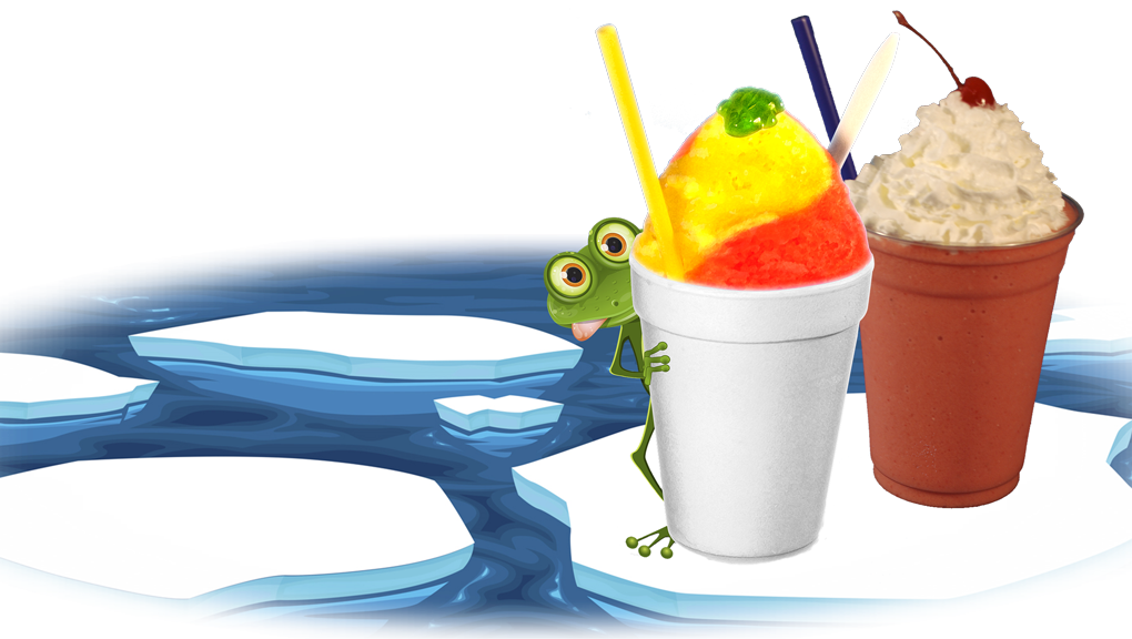 Snow Cone and Smoothie